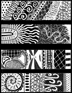 zentangle-book-marks-January-2012